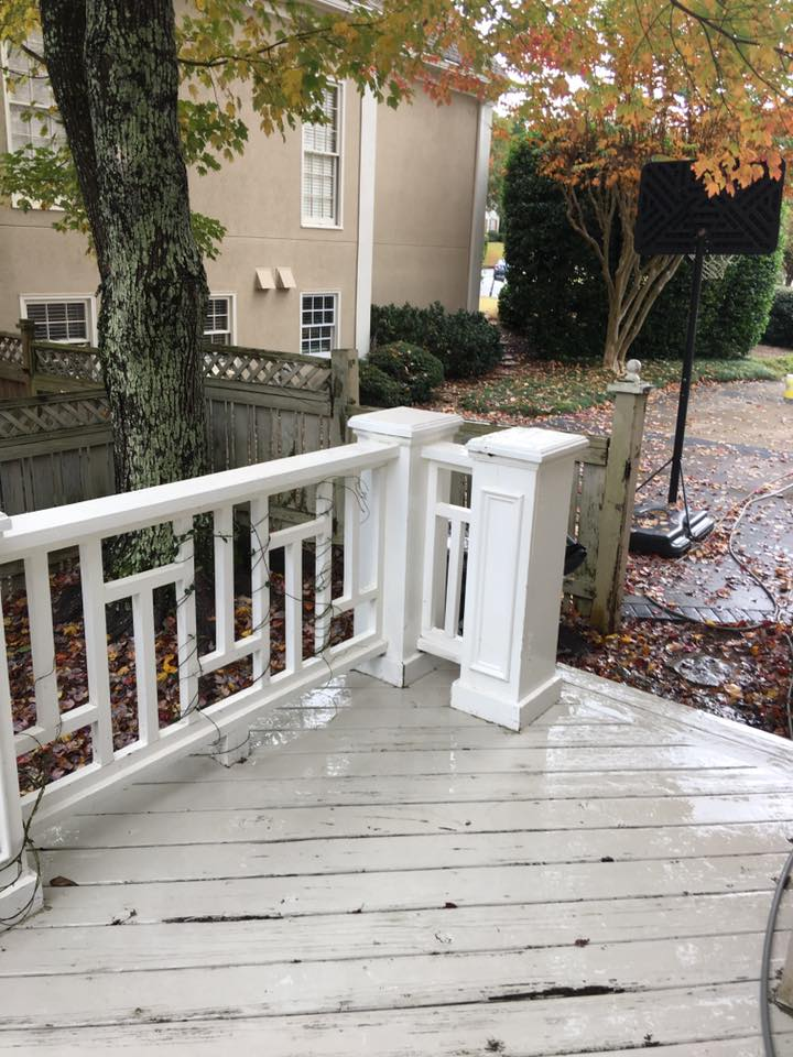Pressure Washing Sandy Springs