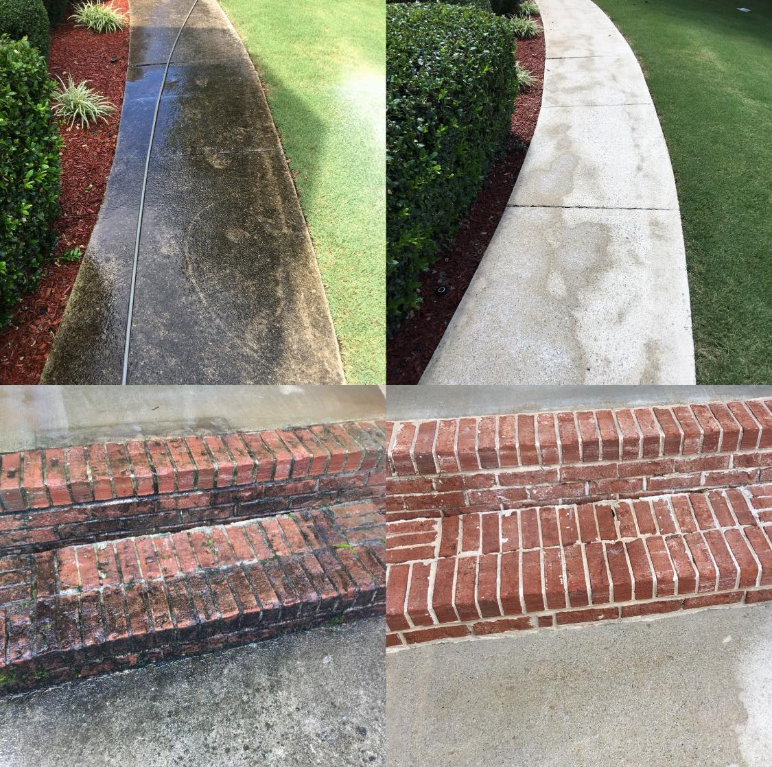 Pressure Washing Woodstock