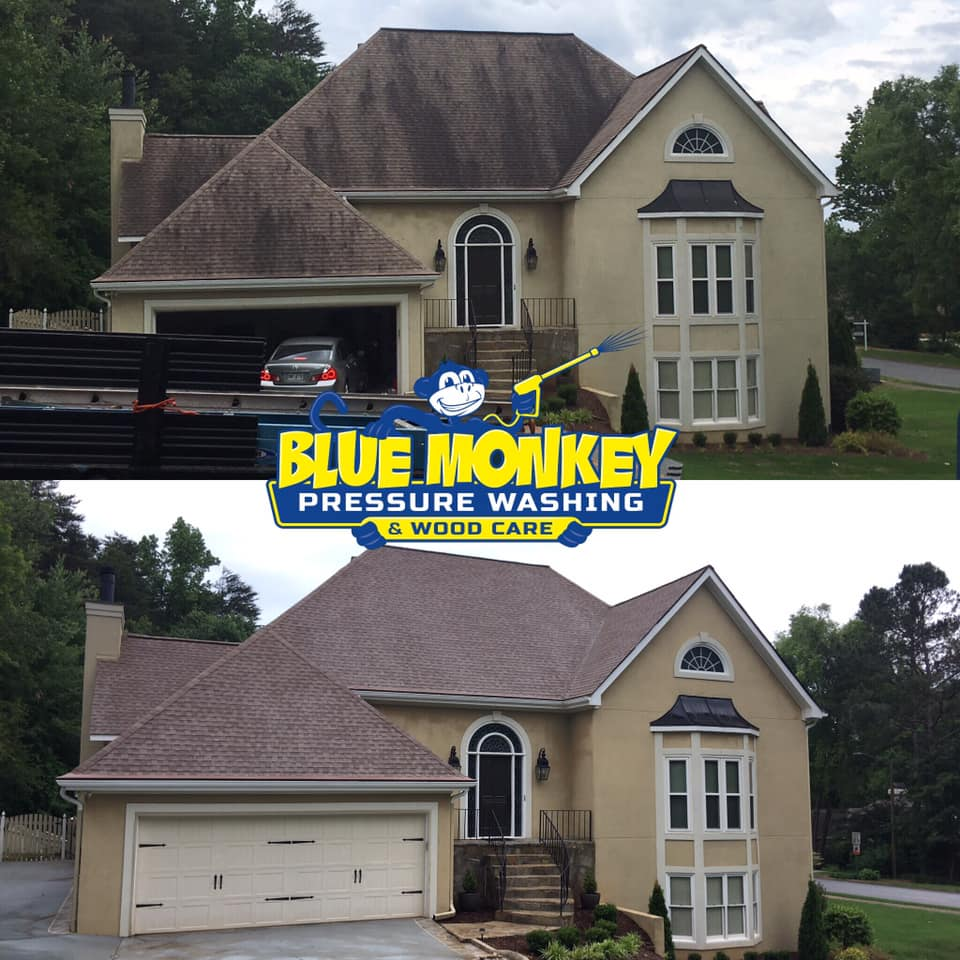 Roof Cleaning Buckhead