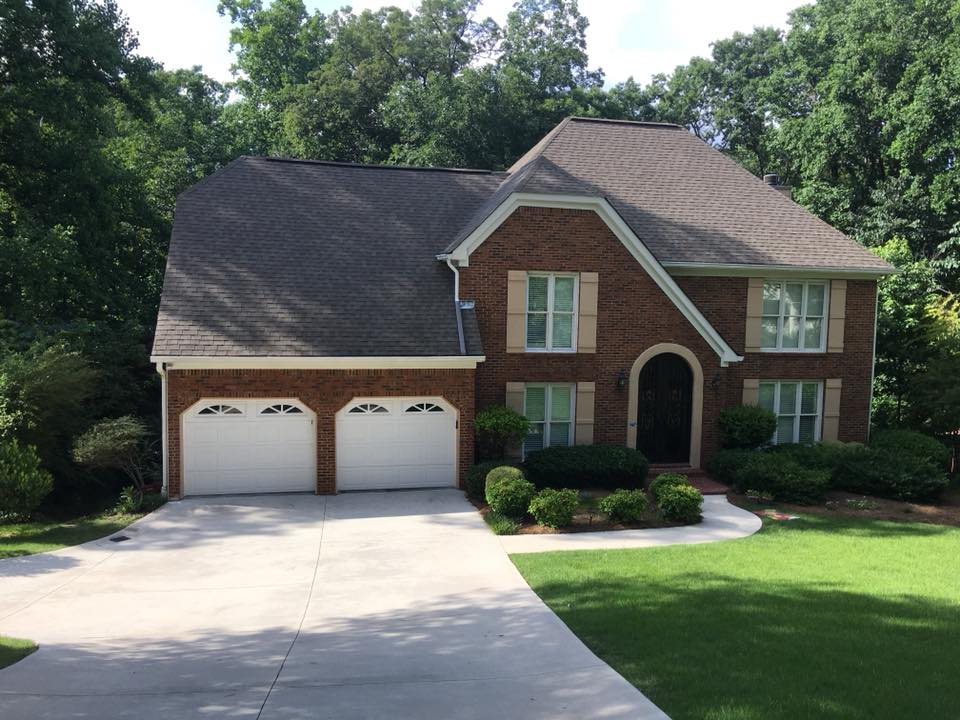 Roof Cleaning Johns Creek