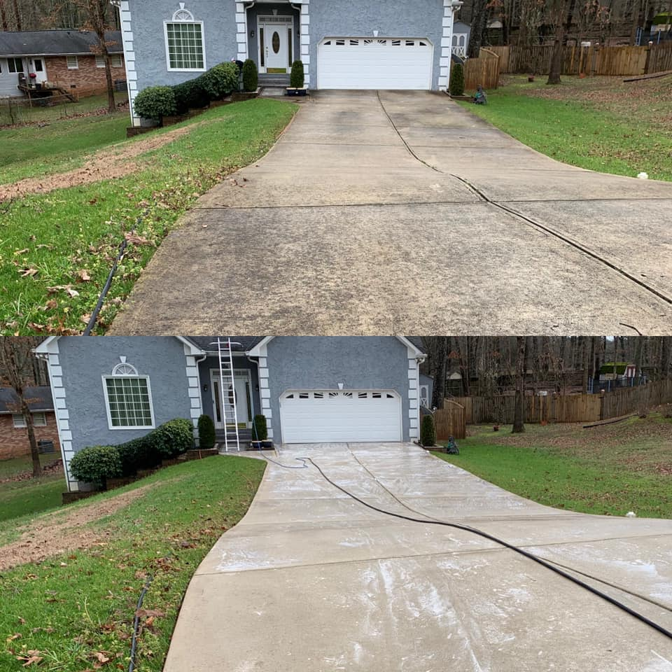 Woodstock Pressure Washing Experts
