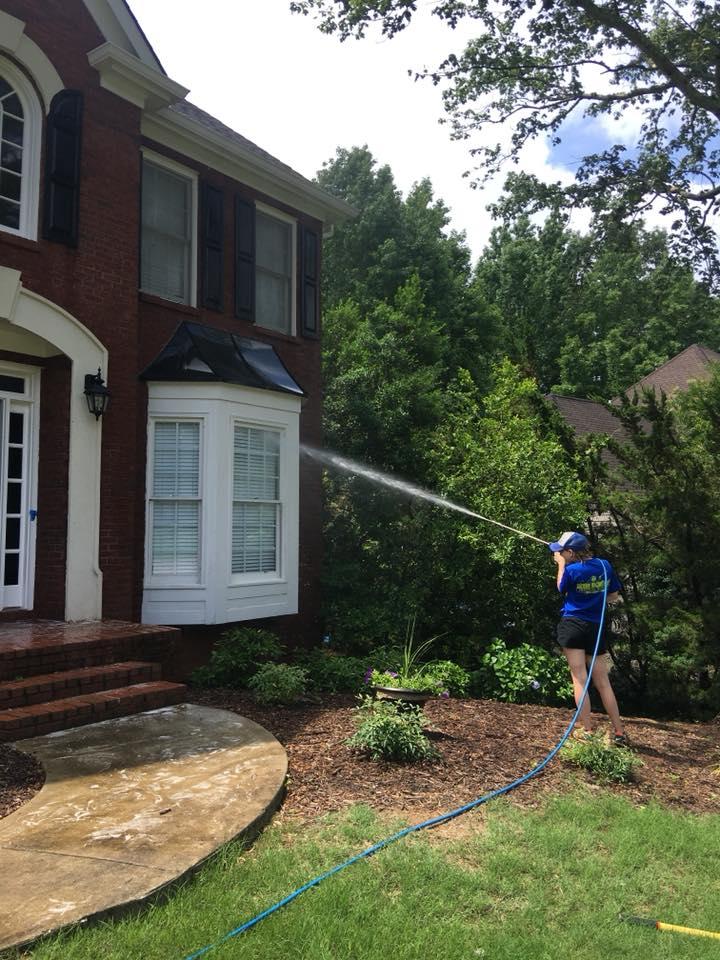 Exterior House Washing Acworth