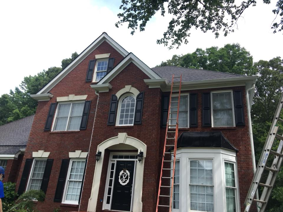 Gutter Cleaning Acworth